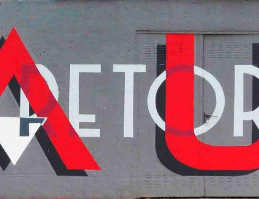 arte urbano Barcelona Aaronetti