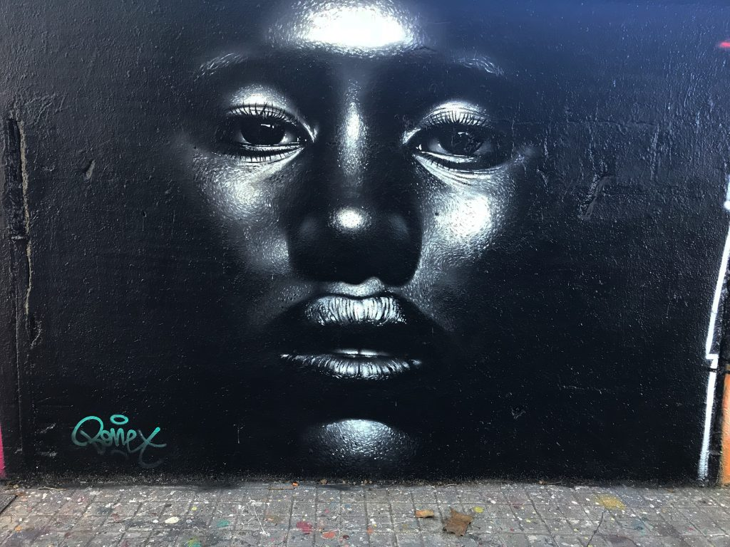 Arte urbano Albert Bonet, Barcelona