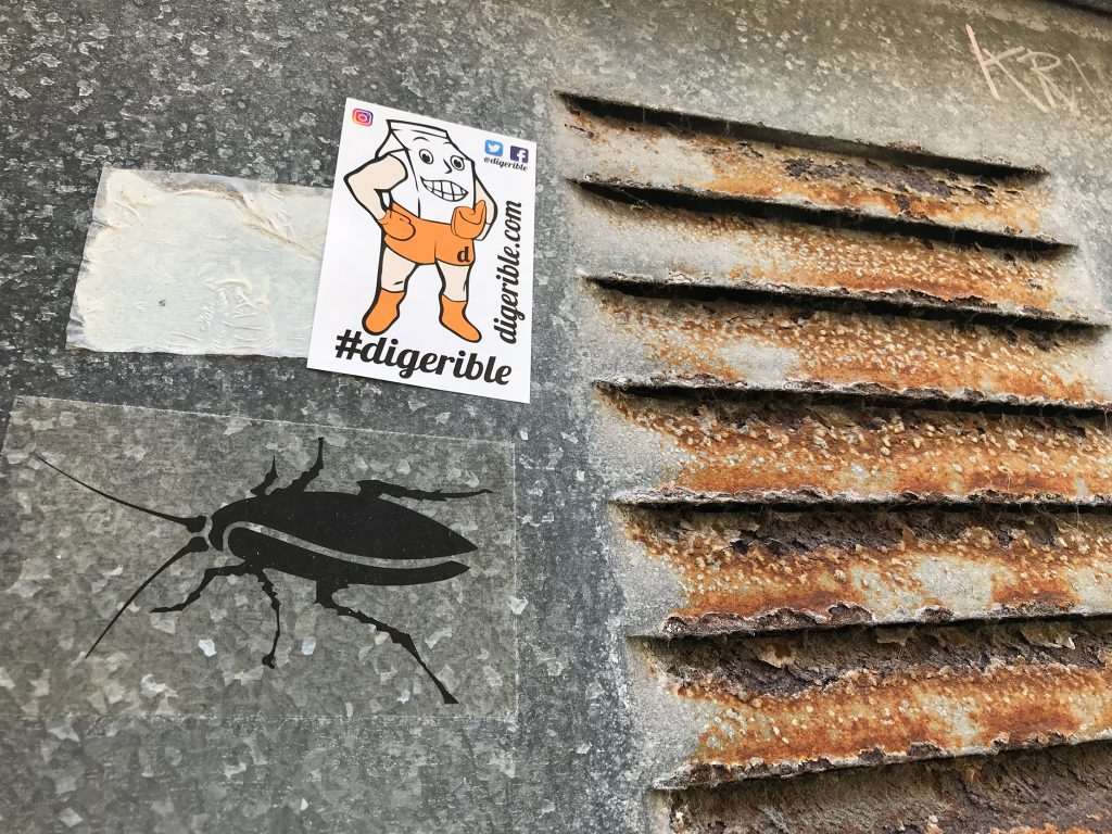 Arte urbano Cucabomber Galicia
