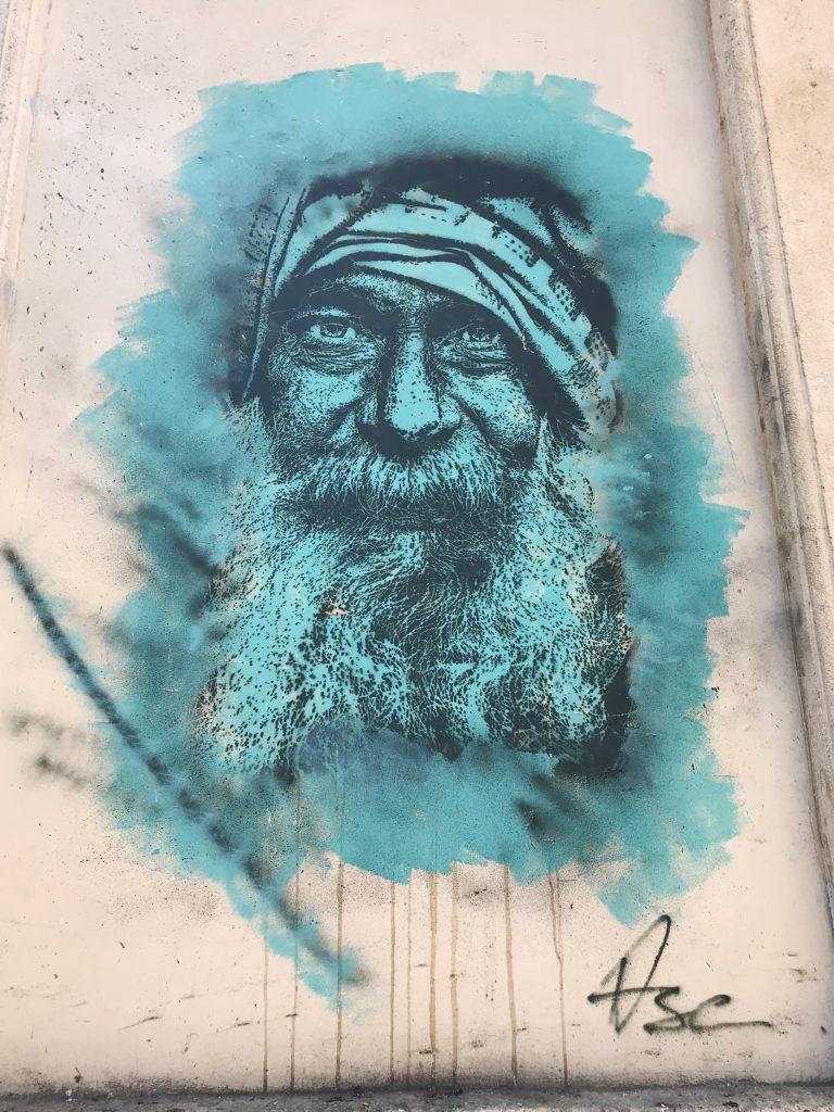 Arte urbano Ose, Montpellier