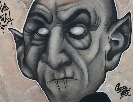arte urbano chesone Barcelona