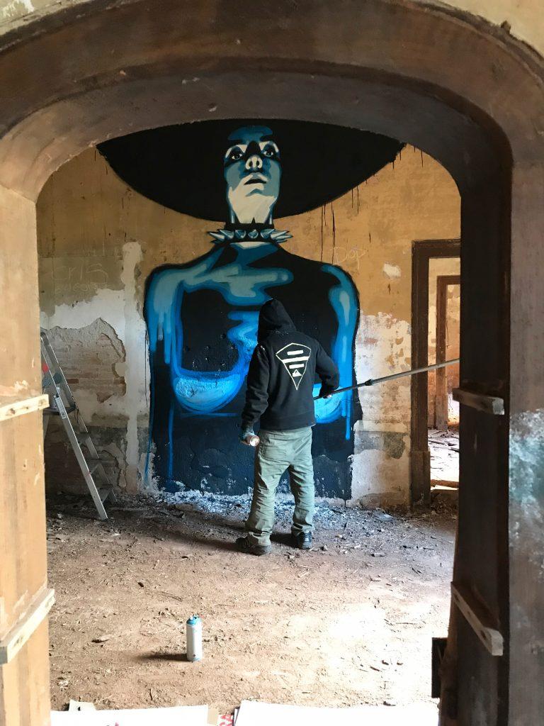 Arte urbano SM172