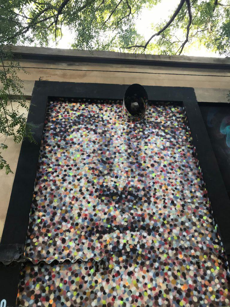 Arte urbano de 310.su Barcelona