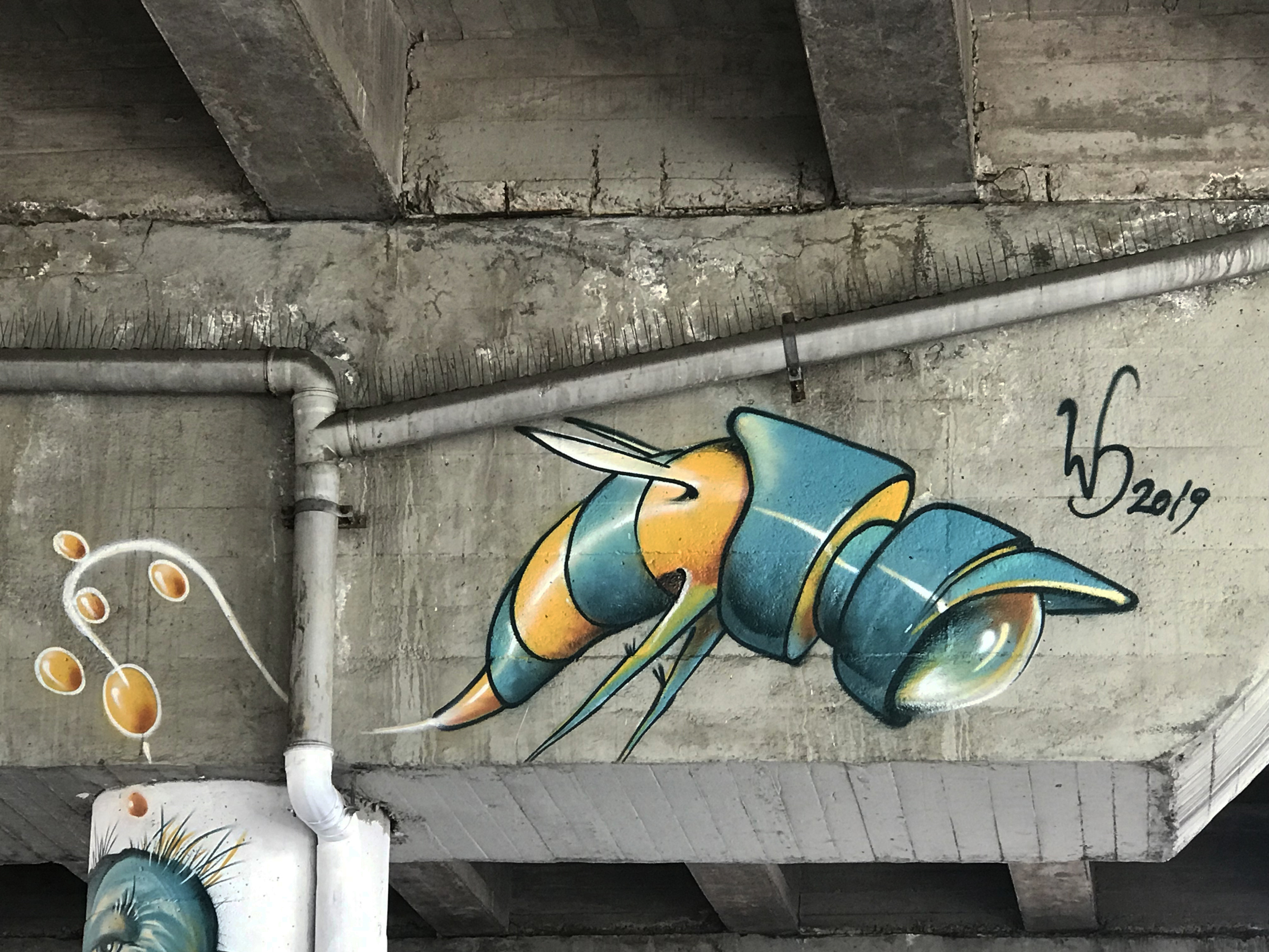 arte urbano Werens