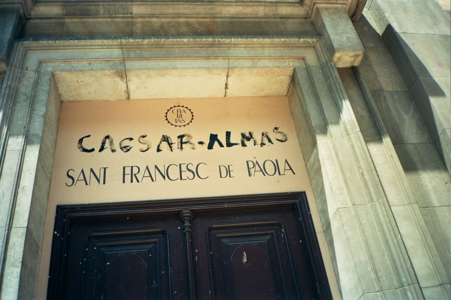 arte urbano Almas 172 Barcelona