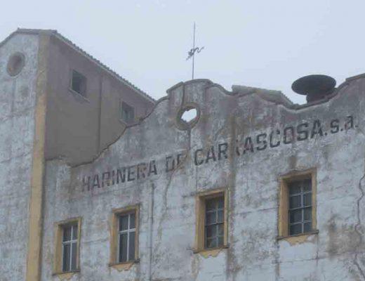 arte urbano Mr. Trazo La Harinera