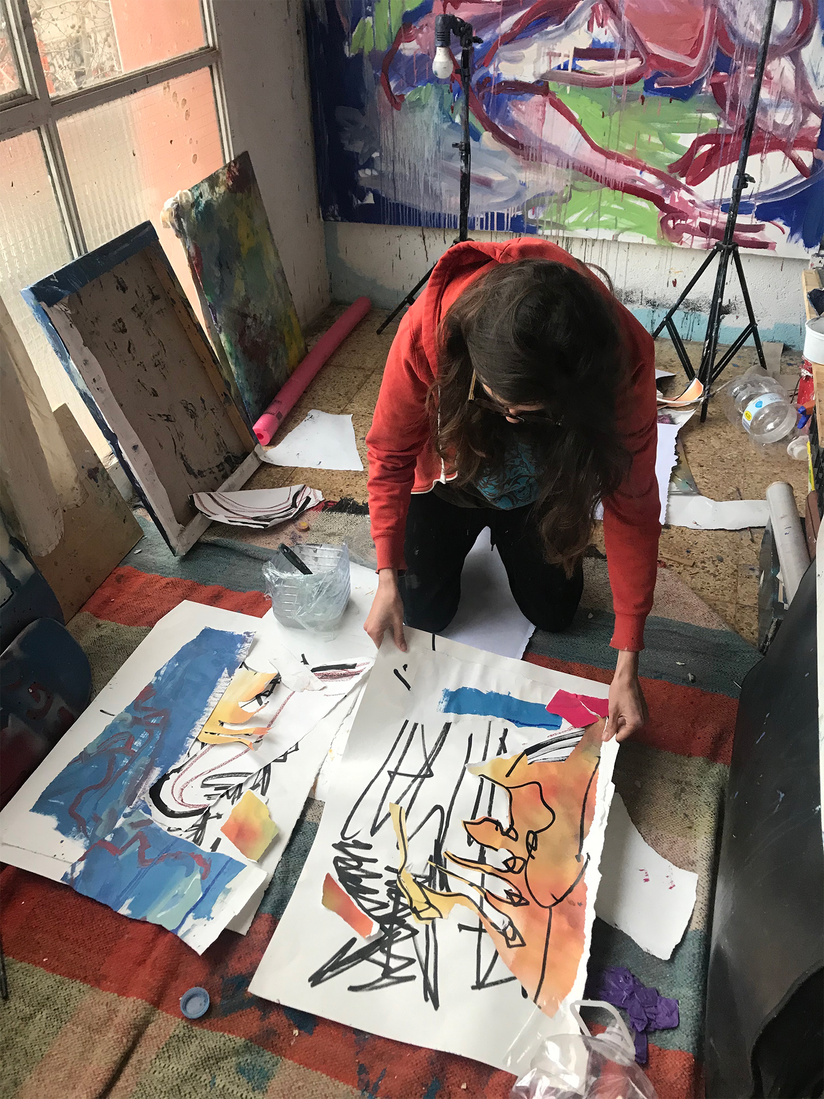 arte urbano podcast Isabel Rabassa