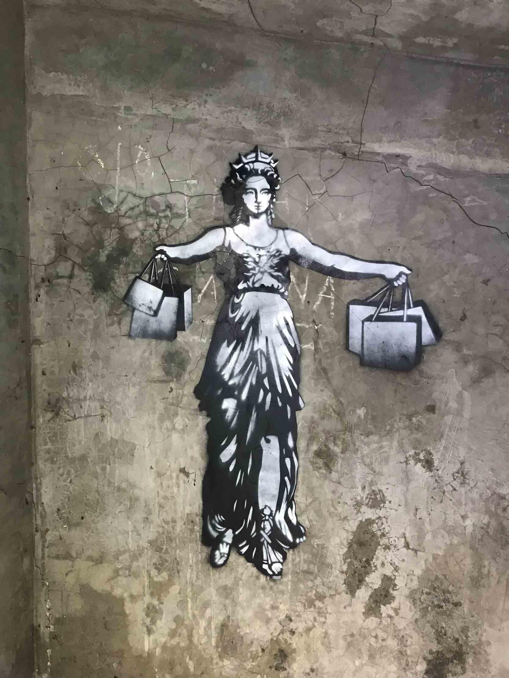 arte urbano Sm172 Barcelona