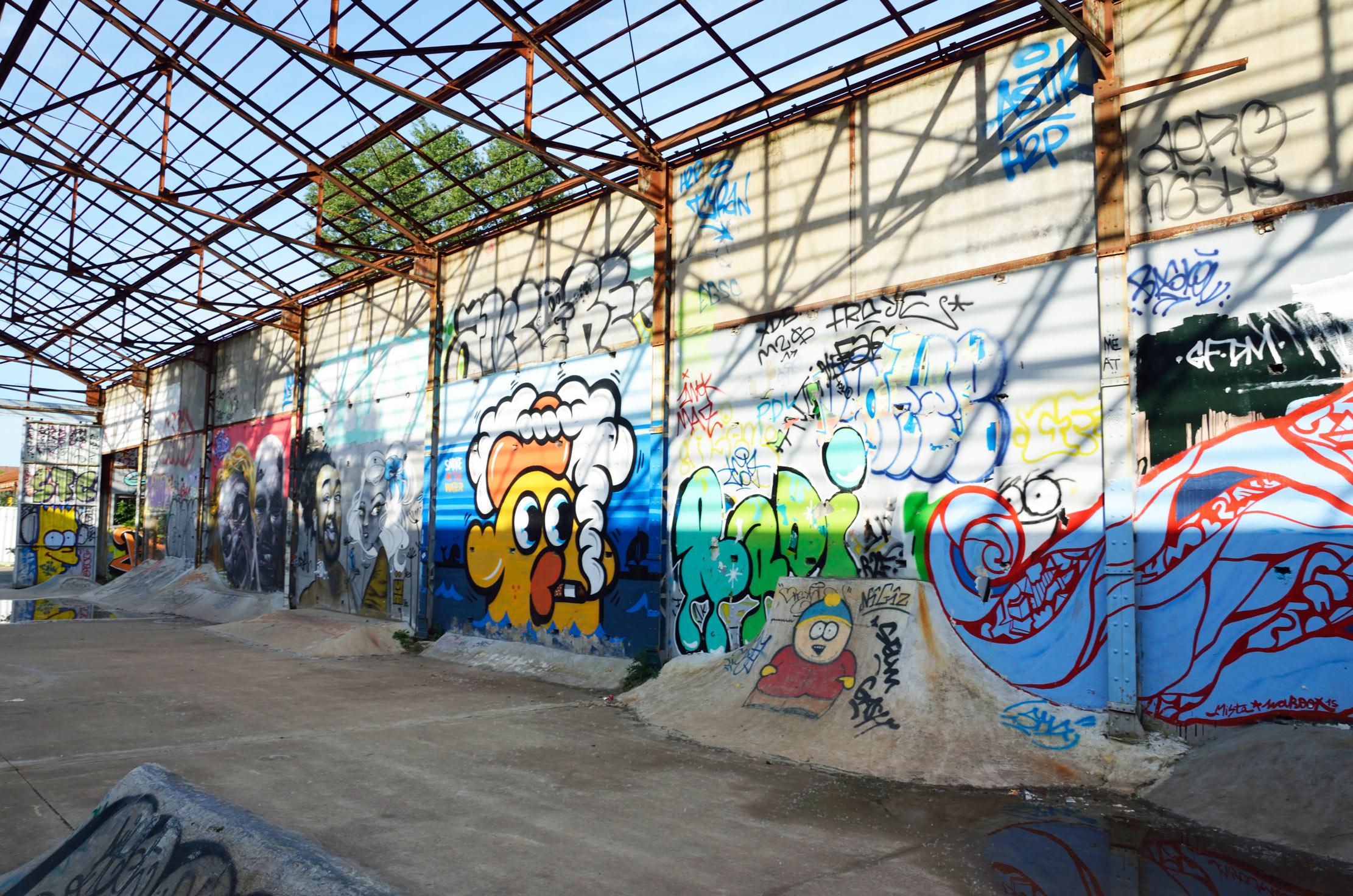 arte urbano Monsieur Poulet Burdeos, Francia