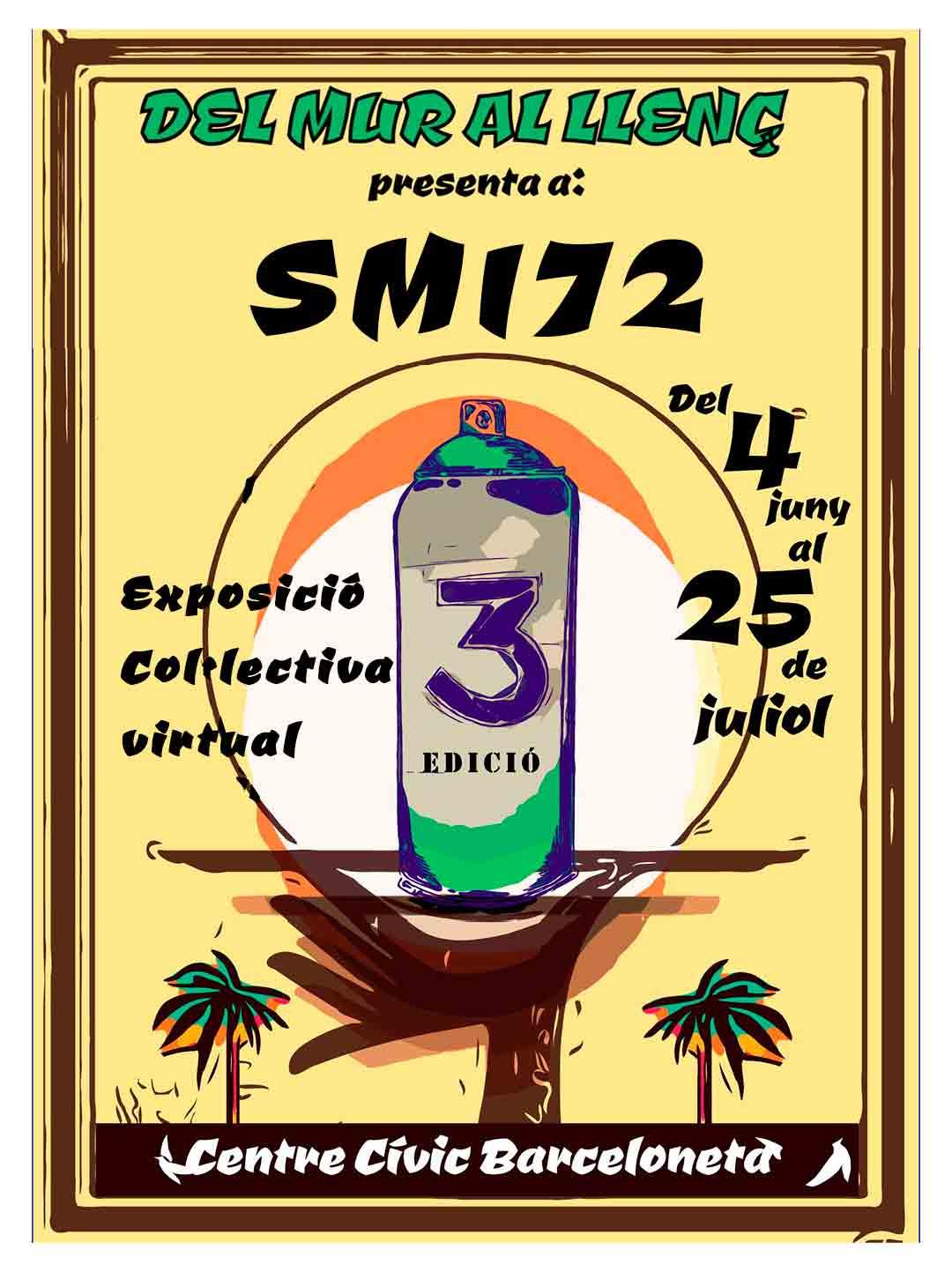 arte urbano SM172 entrevista de arte