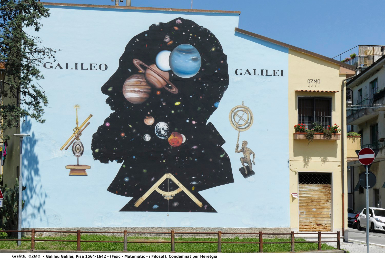 arte urbano La Toscana Toni Garcia Camps