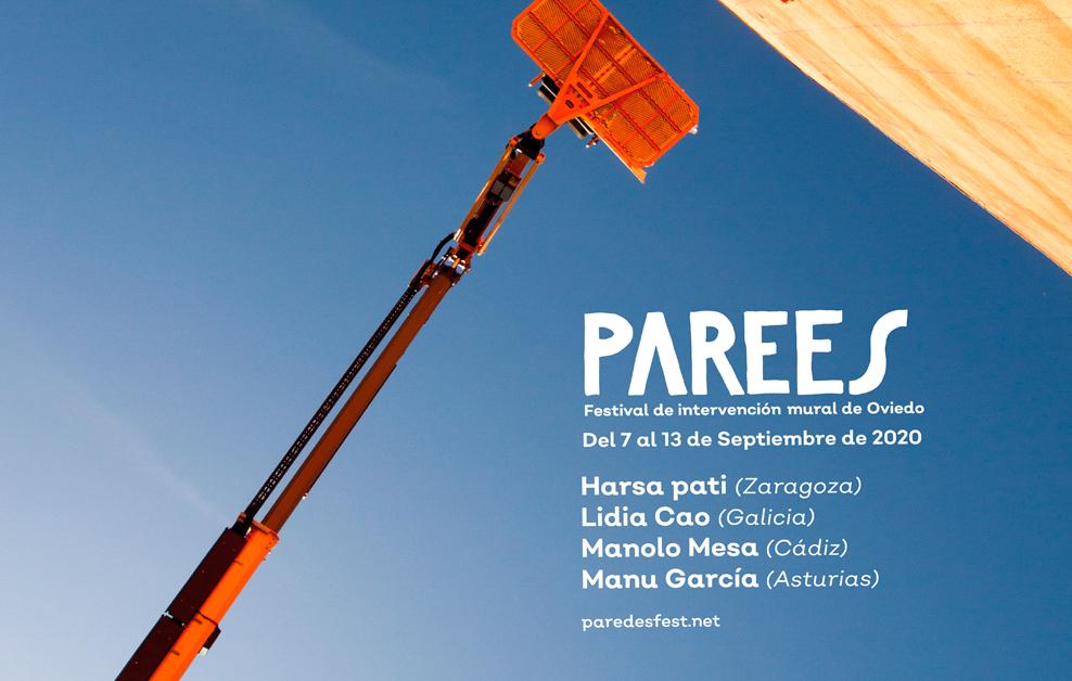 arte urbano Parees Fest 2020