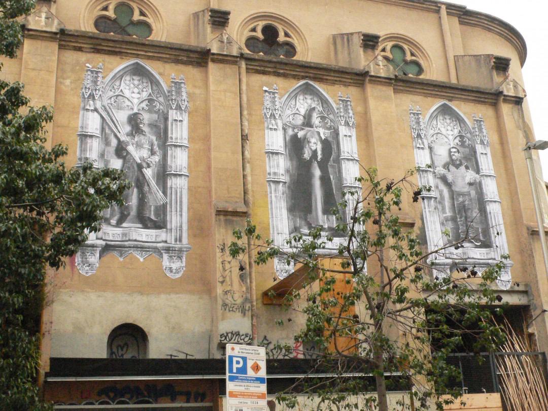 arte urbano teo Vazquez barcelona