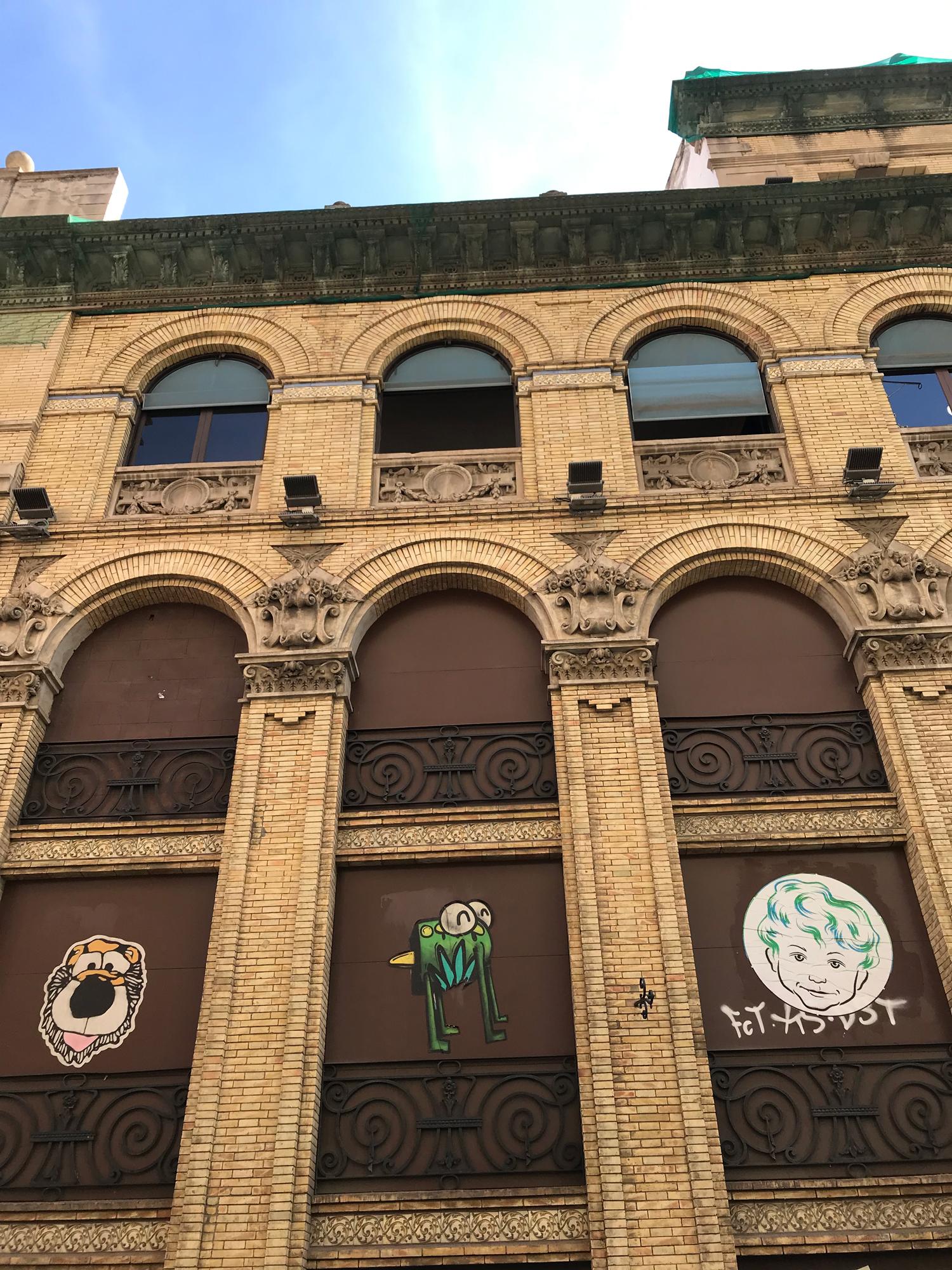 arte urbano Nicky Nailed It Barcelona