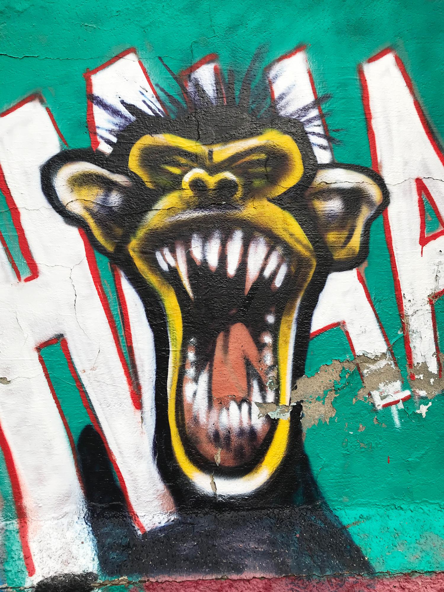 arte urbano en Sabadell