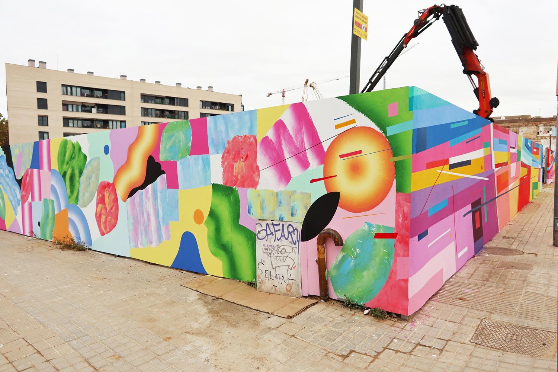 arte urbano Kenor Barcelona