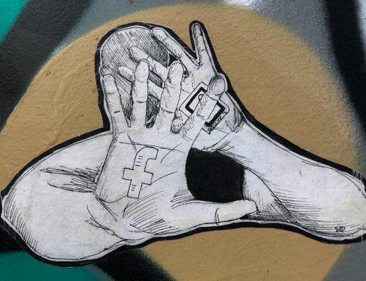 arte urbano welldone7 Barcelona