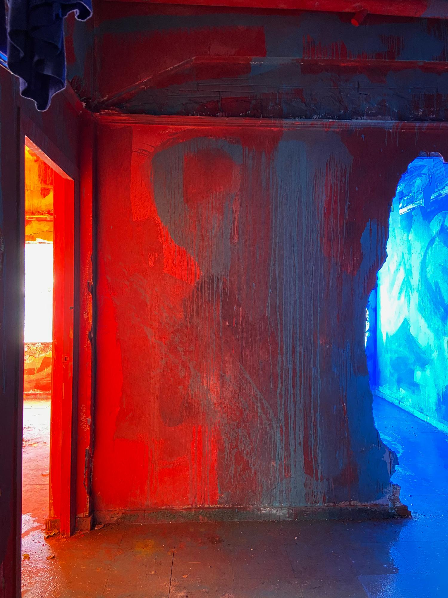 Arte contemporáneo en la Galería Abandonada