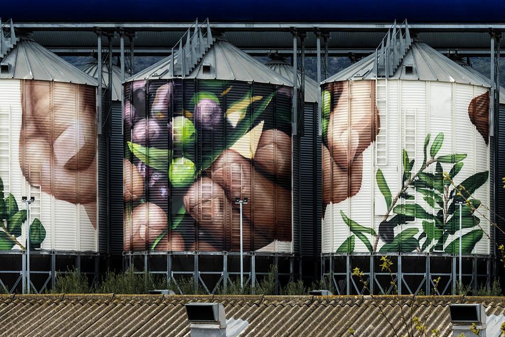 arte Mural Slim Wedo Selva del Camp
