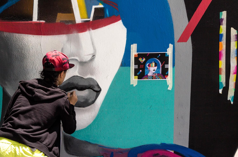 arte urbano magda cwik exposición de arte
