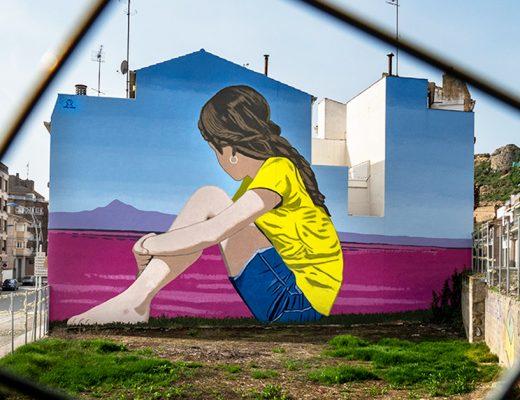 arte urbano oriol arumí Aitona