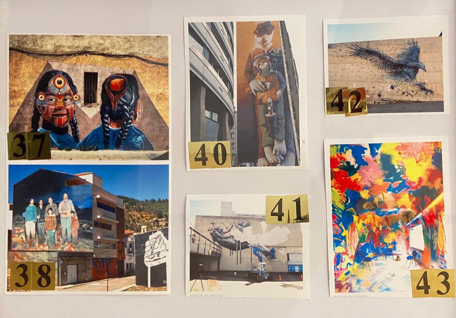 arte urbano exposición de arte contemporáneo en Barcelona