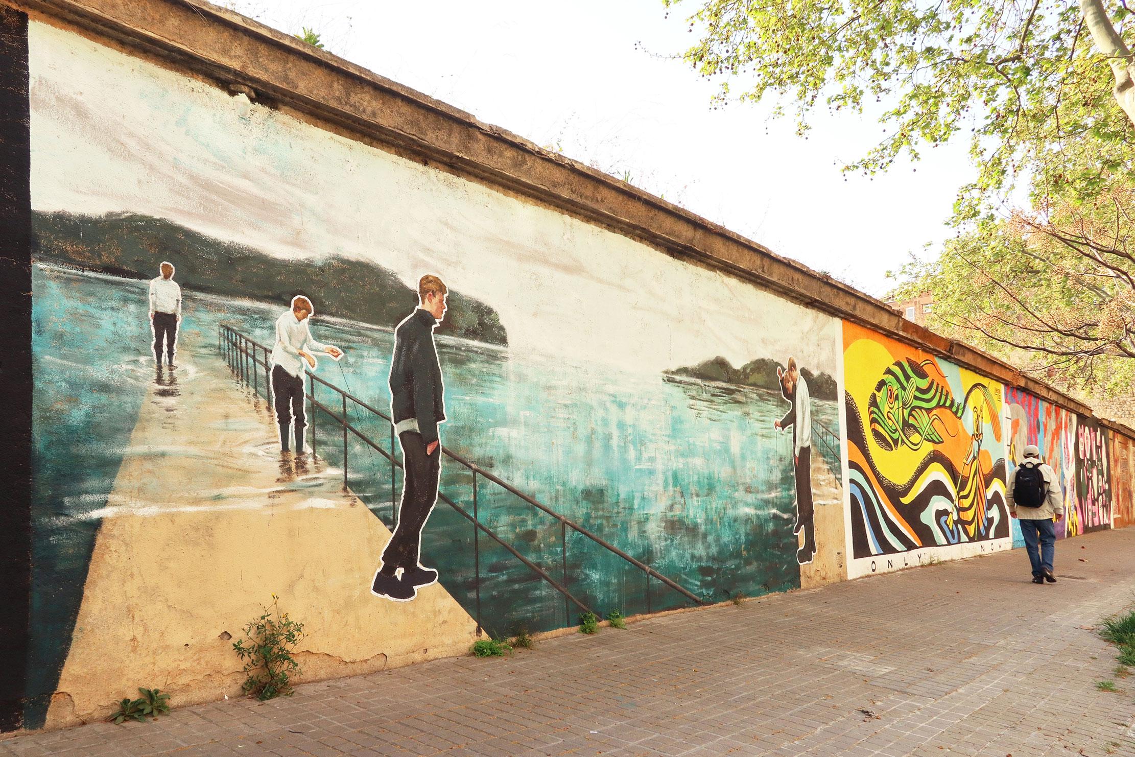 Arte Urbano Eloise Gillow