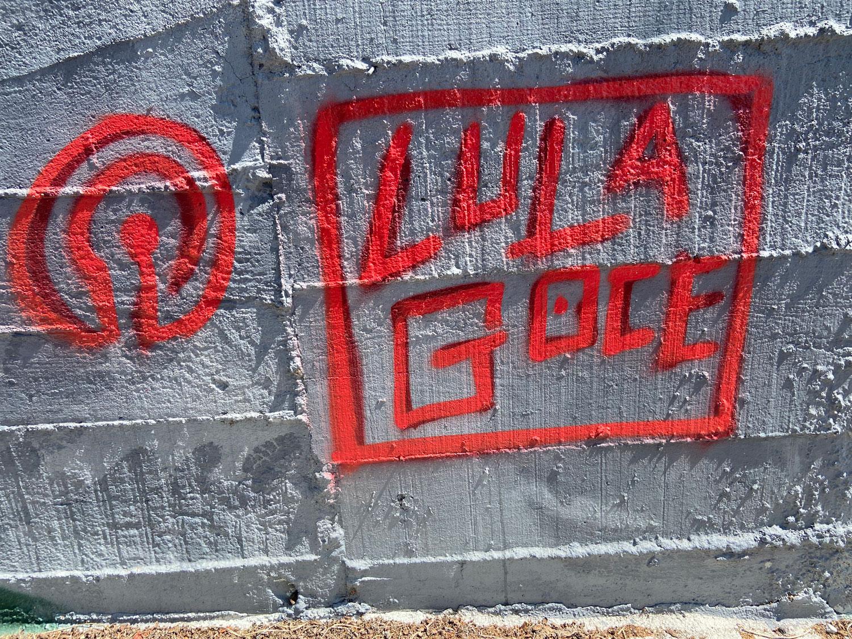 Arte urbano Lula Galicia