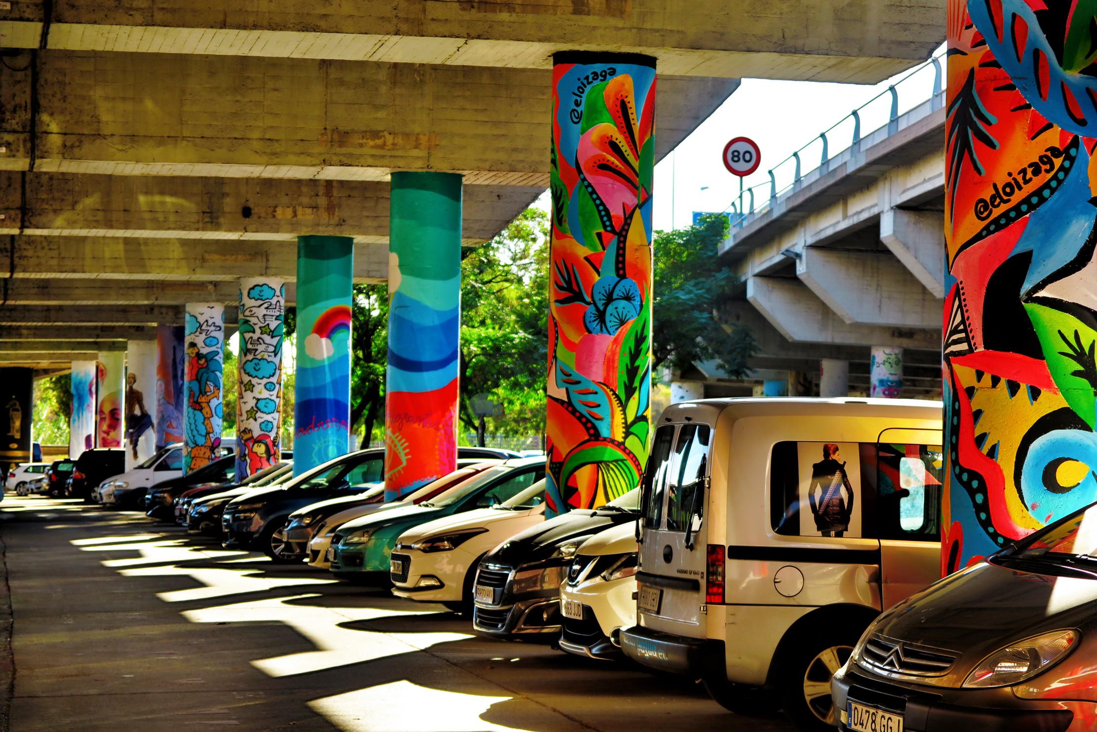 arte urbano Urban Brahms Barcelona