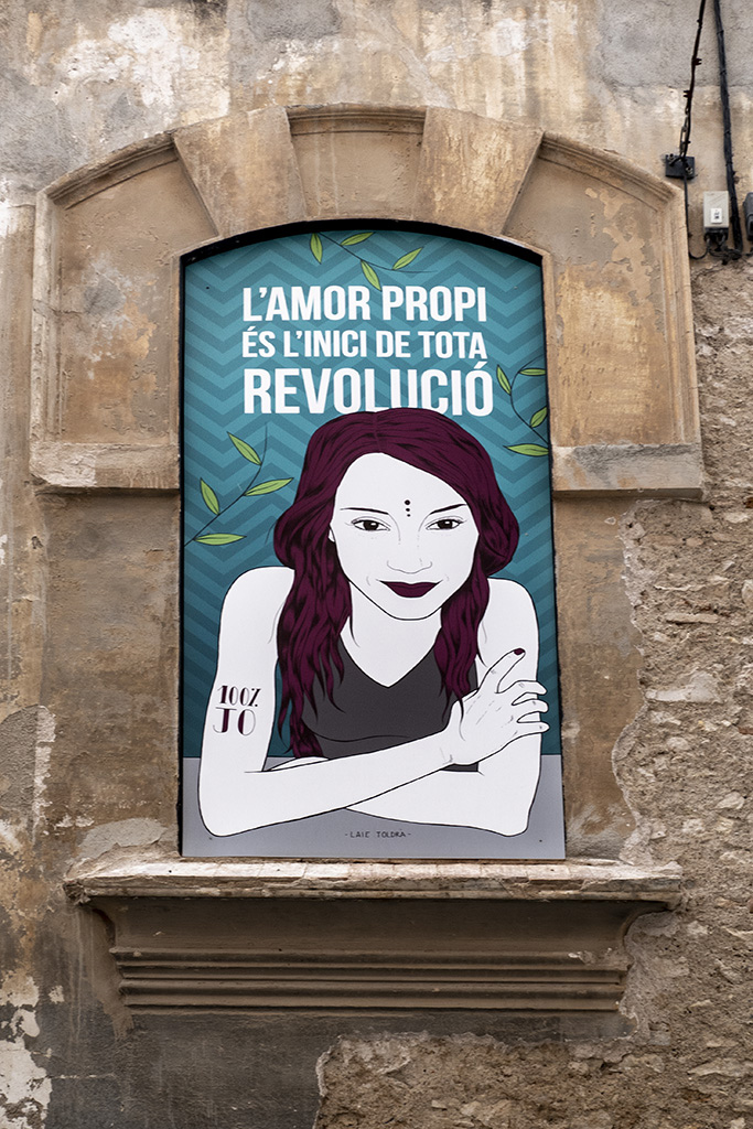 Arte urbano festival streetart Reus
