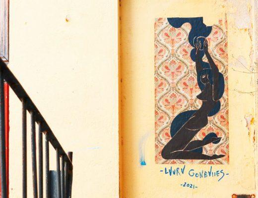 arte urbano Laura Gonballes El Masnou