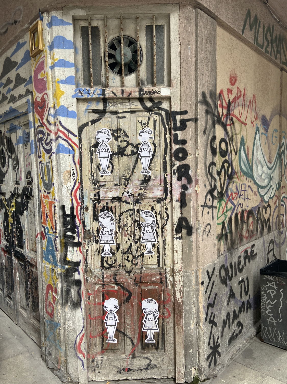 arte urbano costah Galicia