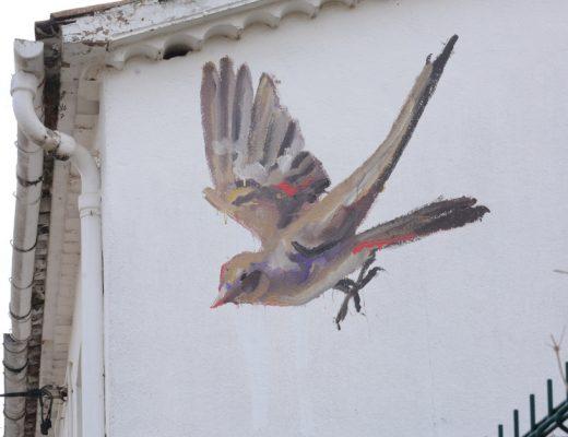 Arte urbano Jofre Oliveras Girona